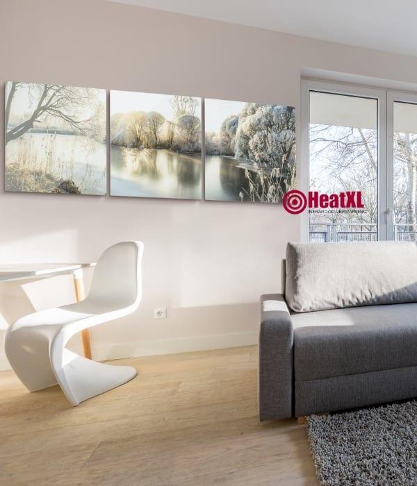 infrarood panelen met foto