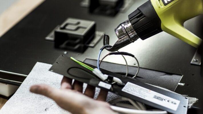Producent infrarood panelen
