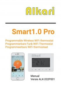 smart-thermostaat mobiel